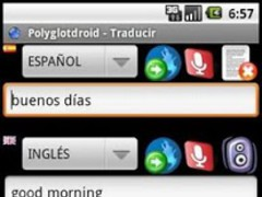 Polyglotdroid 1.06 Screenshot