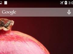 Pomegranate Live Wallpaper 1.0 Screenshot