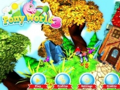 Pony World 3 1.5 Screenshot