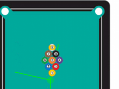 pool 9 balls for master 1.0 Screenshot