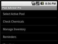 Pool Advisor Pro 2.9.2 Screenshot