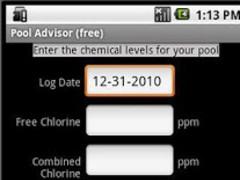 Pool Advisor 2.9.2 Screenshot