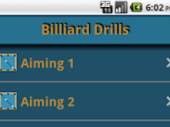 Pool and Billiard Drills 4.0 Screenshot