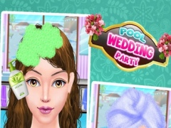 Pool Wedding Salon Makeover & Dress up Salon Girls Game 1.0.1 Screenshot