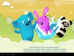 Pooyoos, delightful stories 1.0 Screenshot