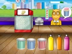 Pop Corn Maker And Delivery for Kids: Arthur Version 1.0 Screenshot