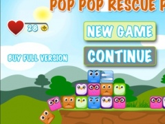 Pop Pop Rescue Pets Free - The world's cutest fun and interesting casual puzzle game! 1.5 Screenshot