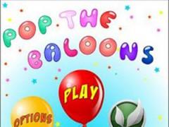 Pop The Balloons 1.0 Screenshot