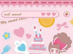 Pop Theme-Sweet Cake- 1.0 Screenshot