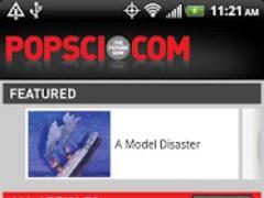 PopSci.com  Screenshot
