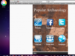 Popular Archaeology Magazine 4 Screenshot