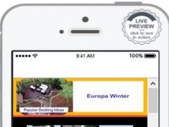Popular Decking Ideas 2.0 Screenshot