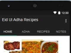 Popular Eid Ul Adha Recipes 1.0 Screenshot