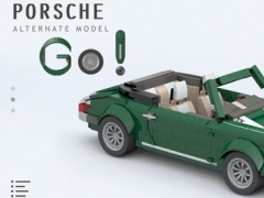 Porsche for LEGO Creator 10242 Set - Free Download