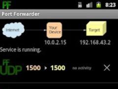 Port Forwarder  Screenshot