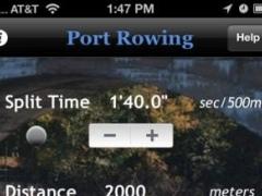 Port Rowing 1.0 Screenshot