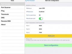 Port Tools 3.0.2 Screenshot