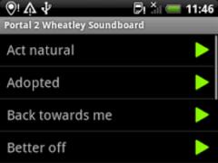 Portal 2 Wheatley Soundboard 1.1 Screenshot
