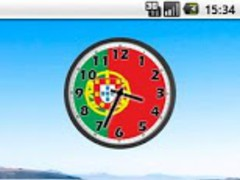 Portugal Clock 1.3 Screenshot