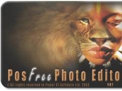 Pos Free Photo Editor 1.55 Screenshot