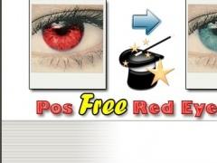 Pos Free Red Eye Wiz 1.20 Screenshot