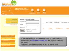 POS Software Imonggo 2.88 Screenshot