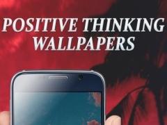 Positive Thinking Wallpapers 1.0 Screenshot