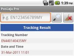 PosLaju Pro 2.0 Screenshot