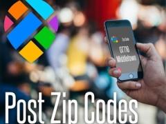 Post Zip Codes 1.0 Screenshot
