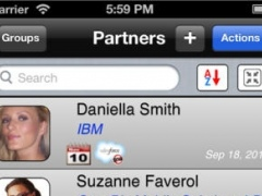 Power Contacts 1.13 Screenshot