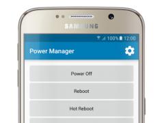 Power Manager Pro [Reboot] 5.0 Screenshot