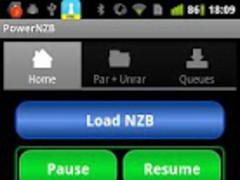 Power NZB - Par2 library 1.1 Screenshot