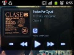PowerAMP Share Widget 3.1 Screenshot