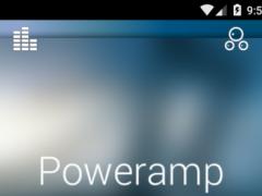 Poweramp Simple Skin (2 in 1) 1.0 Screenshot