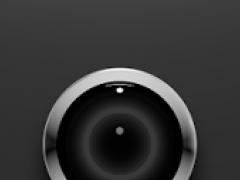 Poweramp Widget Black Robot 2.08 Screenshot