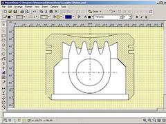 PowerCad 2D Component 3.0 Screenshot