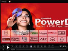 PowerDVD 6.0 Screenshot