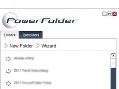 PowerFolder Mac 9.3.120 Screenshot