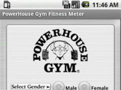 Powerhouse Fitness Meter 1.0 Screenshot