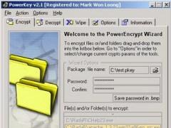 PowerKey 4.12.7.1032 Screenshot