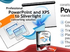 Powerlight Converter - Easy and rapid PowerPoint and XPS to Silverlight converting 1.2 Screenshot