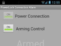 PowerLock Connection Alarm 2.1 Screenshot