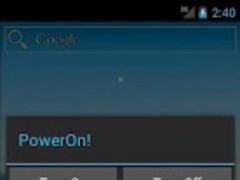 PowerOn 1.0 Screenshot