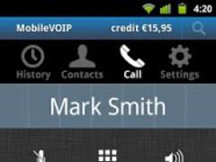 PowerVoip save money  Screenshot