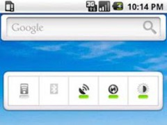 PowerWidget Basic 1.0 Screenshot