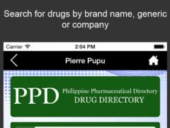 PPD Drug Information 2.0 5.85 Screenshot