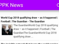PPK News 0.1 Screenshot