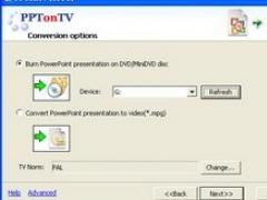 PPTonTV(PowerPoint2video Builder) 1.26 Screenshot