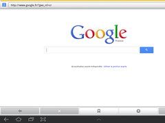 Pradeo Browser 1.0.7 Screenshot