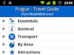 Prague - Travel Guide 21.3.19 Screenshot